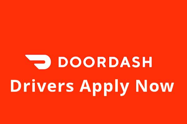 doordash apply